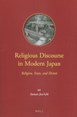 ''Religious Discourse in Modern Japan: Religion, State, and Shintō''
